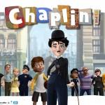 Chaplin and Co, Charles Chaplin cobra vida en forma de dibujo animado
