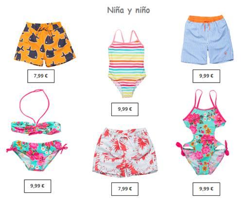 moda infantil zippy bañadores muy competitivos caracterizan la nueva colección de baño Zippy 2013