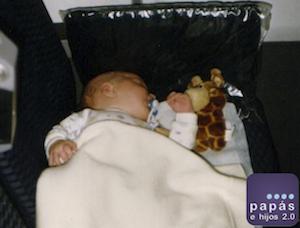 viajar en avion con bebes