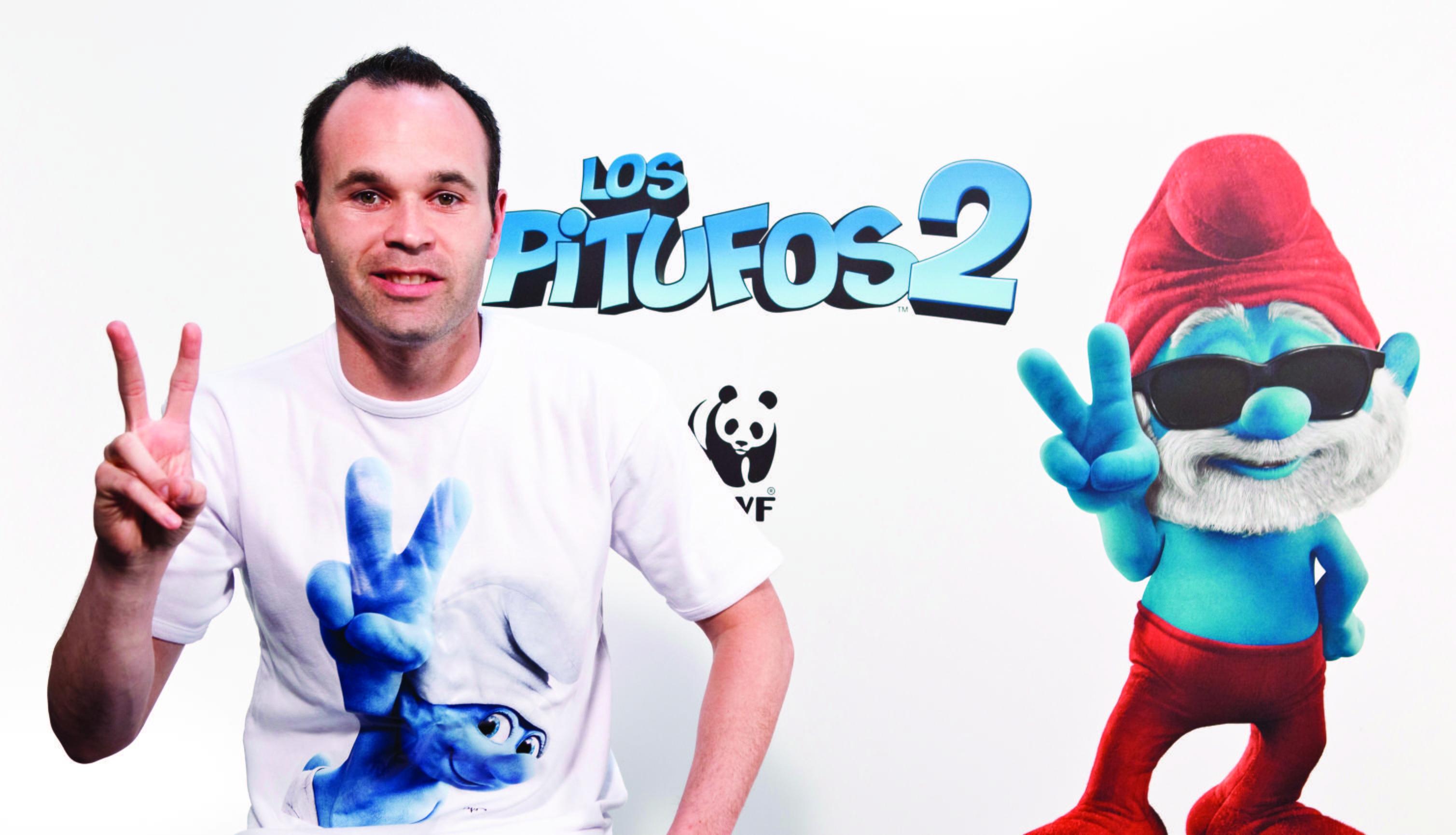 Día Mundial del medioambiente – LOS PITUFOS 2 - WWF