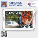 """""""Chronos – Museo Naval"""" nueva app niños en la que se podrá recorrer el Museo"""