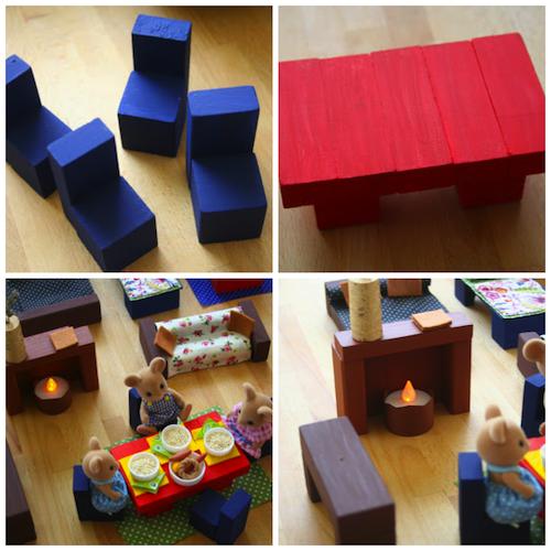 construir juguetes