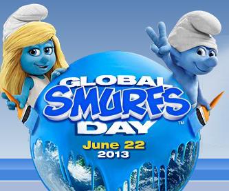 dia mundial de los pitufos