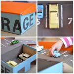 Ideas de manualidades con cajas de zapatos