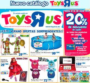 nuevo catalogo toys r us