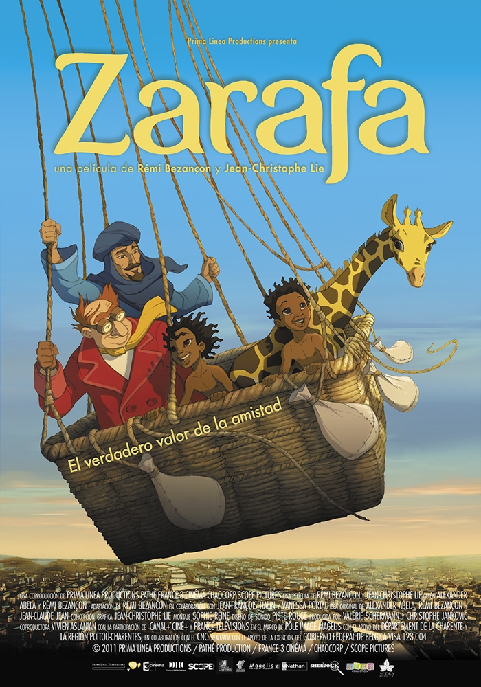 poster zafara