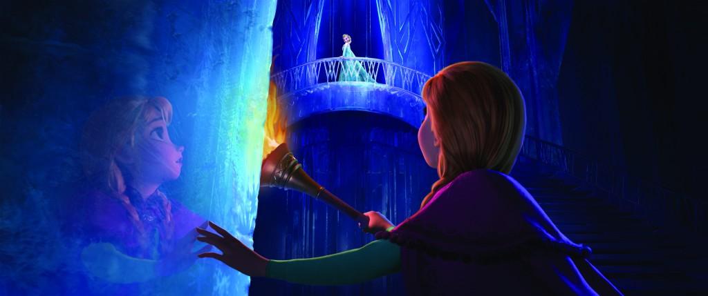FROZEN EL REINO DEL HIELO de Disney