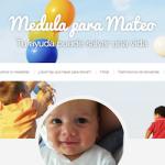 Una médula para Mateo #MedulaparaMateo