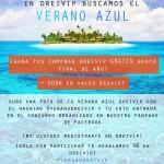 """Concurso """"El azul Dreivip del verano"""": 4 ideas para hacer la foto ganadora #VeranoDreivip"""