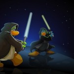 """Star Wars: La invasión"" en Disney Club Penguin"