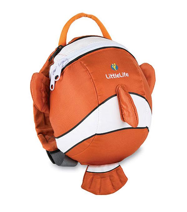 mochilas para niños pequeños modelo pez payaso