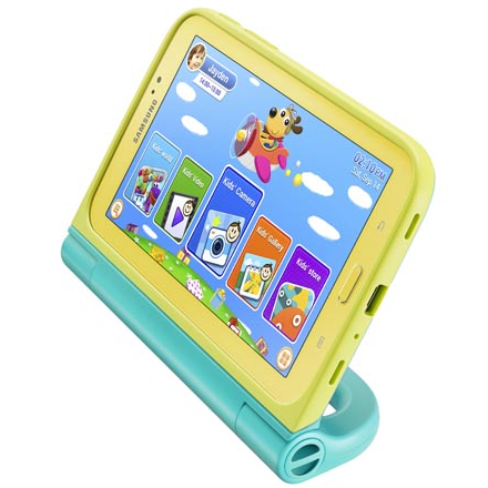 Tableta para niños Samsung GALAXY Tab 3 Kids