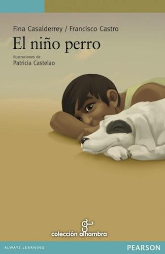 el niño perro libro