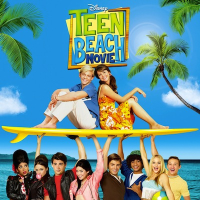 teen beach movie disney
