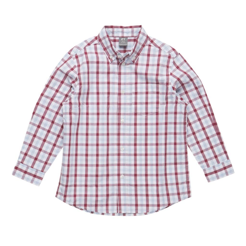 camisa niños de zippy