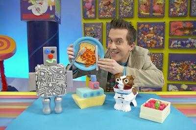 Mister Maker programa educativo para niños