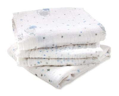 mantas de algodón orgánicoo muselinas de ADEN&ANAÏS