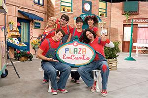 CANTAJUEGO PLAZA ENCANTO Disney Channel