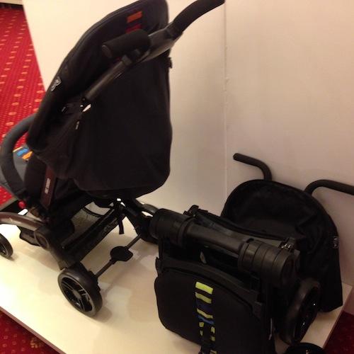 Asalvo take off sillas de bebés para avión