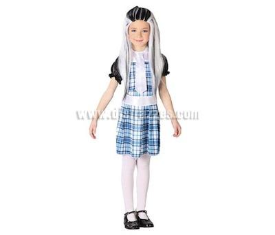 disfraz halloween niña