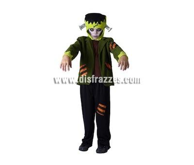Disfraz de Monstruo Frankestein para niño
