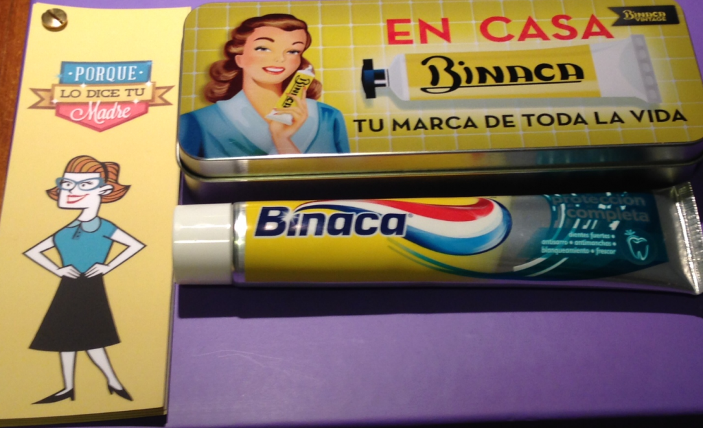 regalo binaca