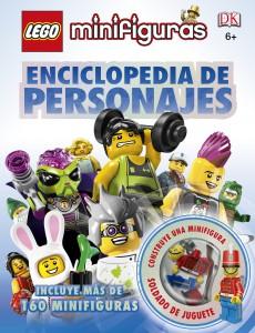 Enciclopedia de Personajes Minifiguras LEGO