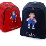 ¡Sorteo de una mochila infantil personalizada!