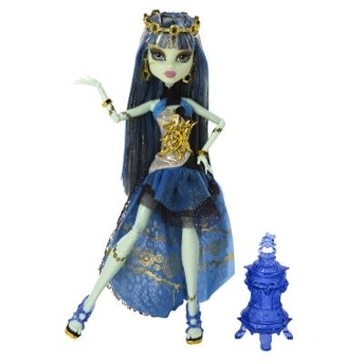 Monster High Frankie Stein 13 monstruo deseos deluxe
