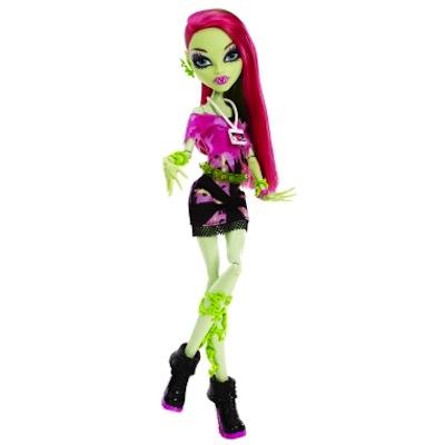 Monster High Venus McFlytrap