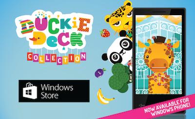 app niños windows phone