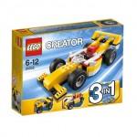 ¡Sorteo de 3 Coches de Carreras de LEGO® Creator!
