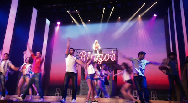 Bailes MTUM Musical Hombre G