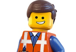 La LEGO pelicula Emmet