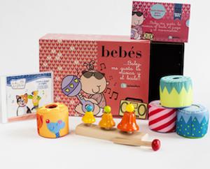 Mimabox canastillas ecologicas para bebes