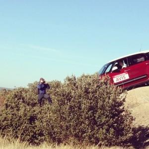 Prueba FIAT 500L Trekking
