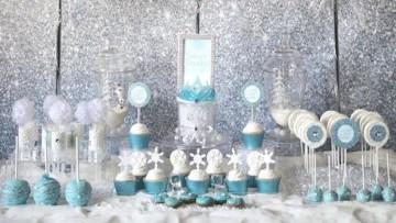 Fiesta de cumpleaños de Disney Frozen, El Reino del Hielo