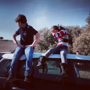 Foto de Papás e hijos