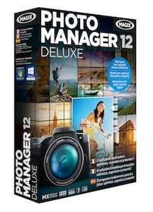 photo manager deluxe Magix