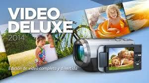 video deluxe programa editor
