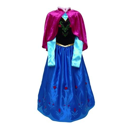 Disfraz Anna de Frozen Disney