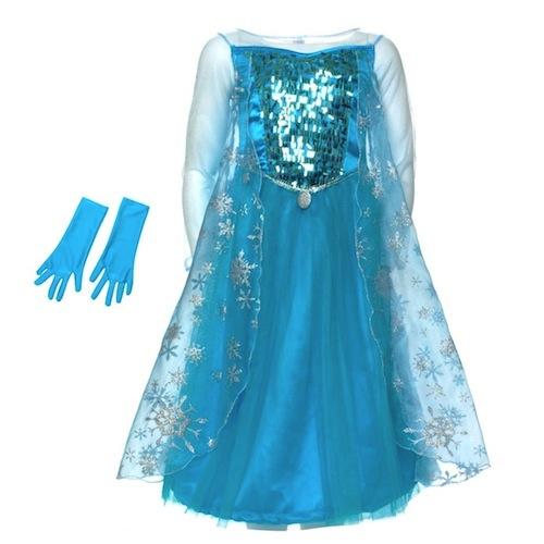 Disfraz Elsa Frozen Disney