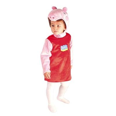 Disfraz para niña de Peppa Pig Carnaval 2014
