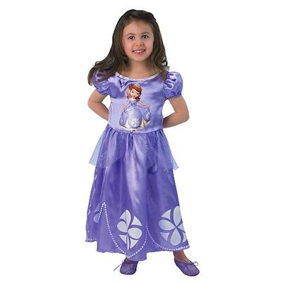 Disfraz para niñas de la Princesa Sofia de Disney Channel