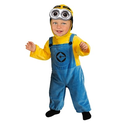 Disfraz para bebés de Minion Gru