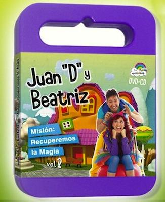 Juan D y Beatriz Recuperemos la magia gratis