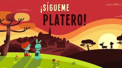 ¡Sígueme Platero! una app para impulsar la lectura infantil