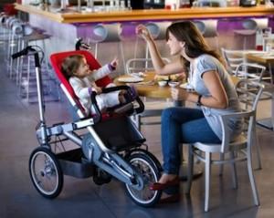 Taga bike silla de paseo