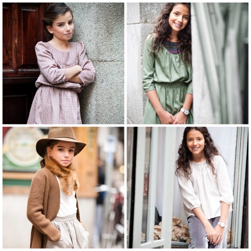 moda niñas adolescentes Oh Soleil