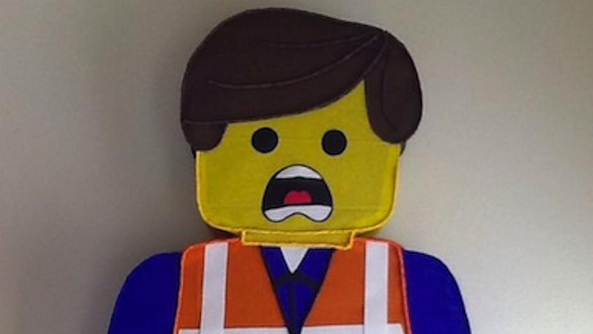 cumpleaños infantil de Lego